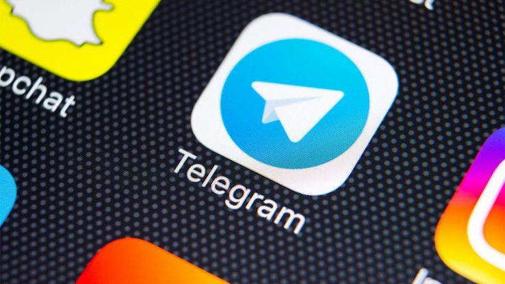 come funziona le chat anonime di telegram