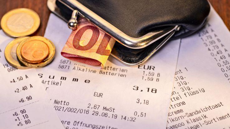 lotteria degli scontrini acquisti non validi