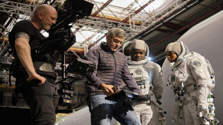the midnight sky di george clooney