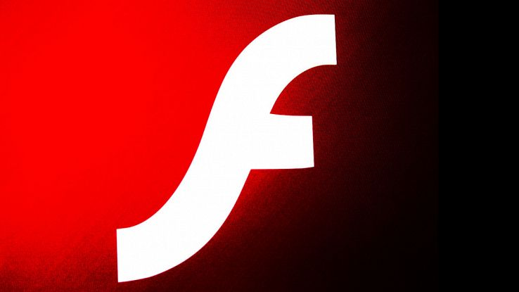 adobe flash player chiusura