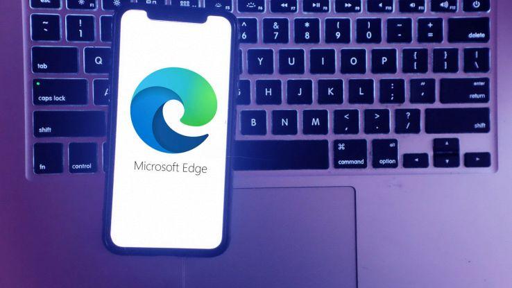 microsoft edge sincronizzazione smartphone