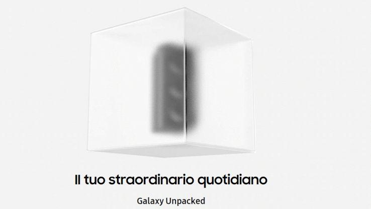 samsung galaxy s21 evento presentazione unpacked