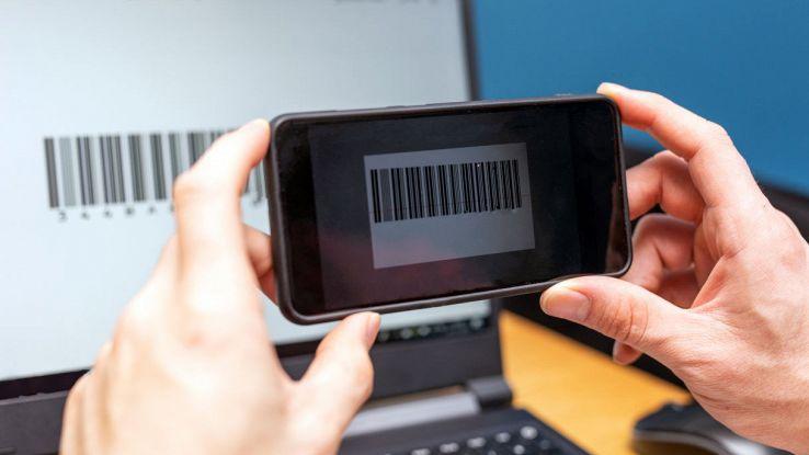 barcode scanner app infetta