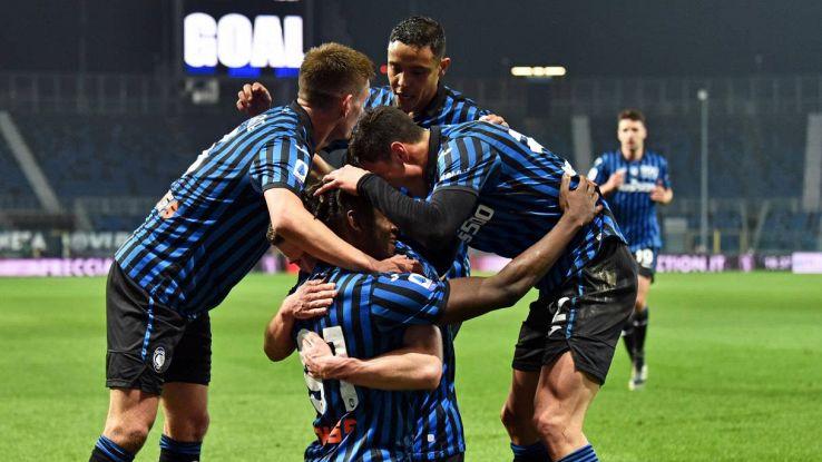 atalanta real-madrid champions league
