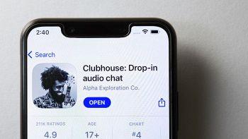 clubhouse app social