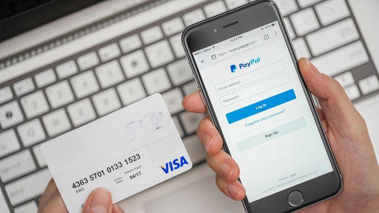 istruzioni su come pagare con paypal