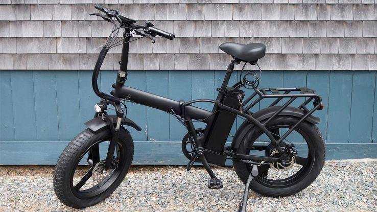 cos'è la bici elettrica pieghevole