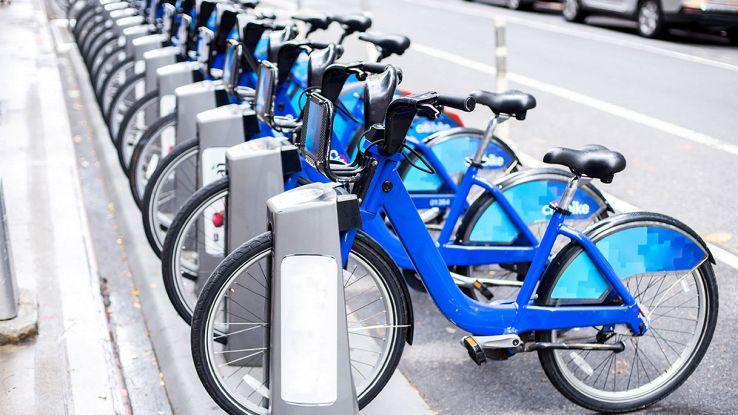 cos'è il bike sharing