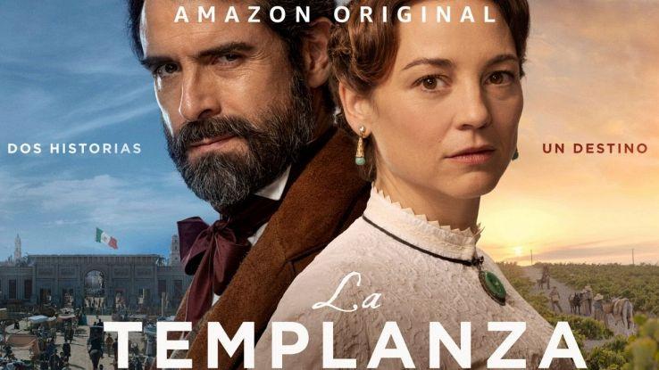 la templanza serie tv amazon original