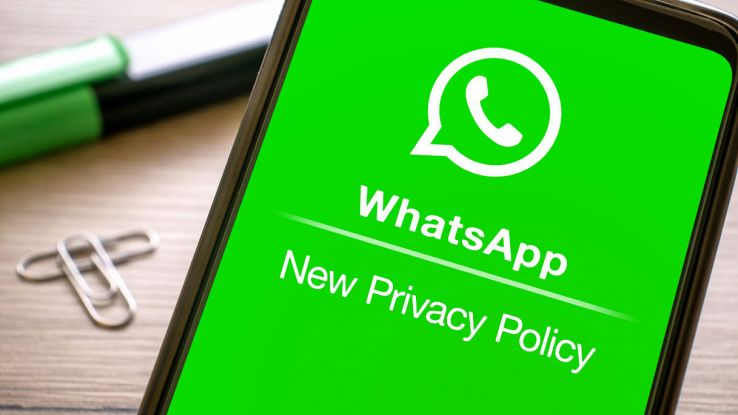 whtsapp privacy