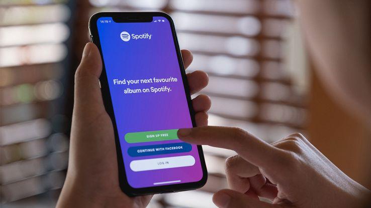 guida su come cambiare la password di spotify