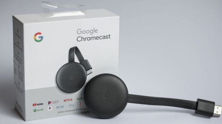 google chromecast hd