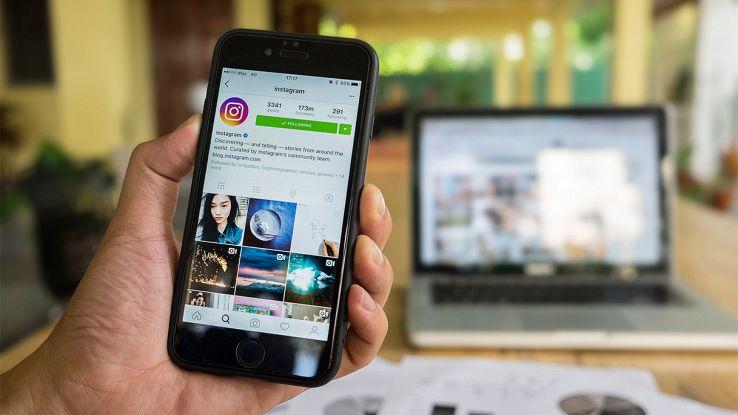 cos'è instagram business