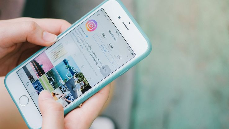 cos'è il layout di instagram
