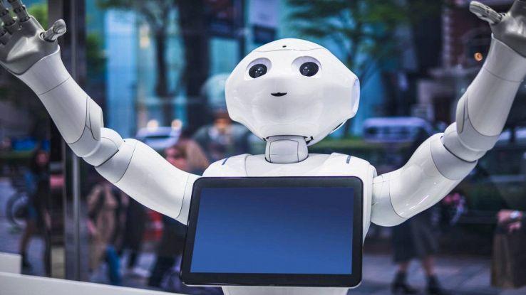Pepper robot fitness
