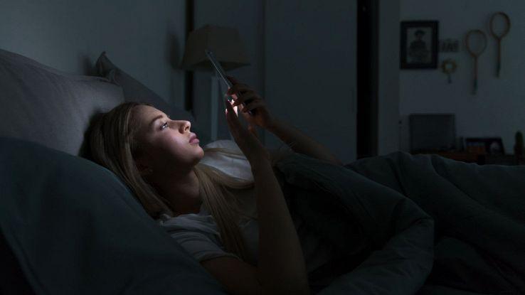 smartphone modalità notte
