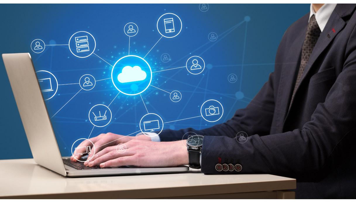 cloud computing aruba business