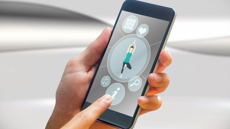 le migliori app per lo yoga