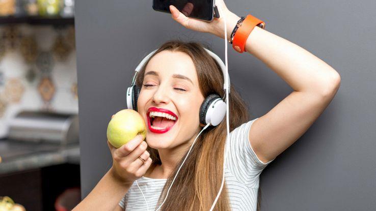 alcune persone sanno che sapore ha la musica