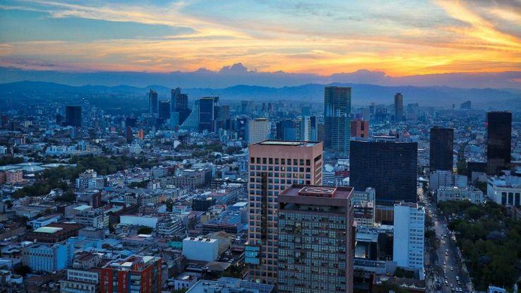 Città del Messico sta lentamente e inesorabilmente sprofondando