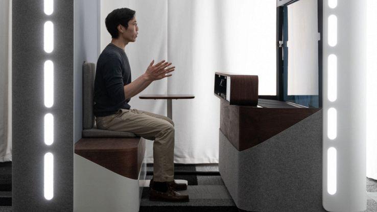 google project starline videoconferenze