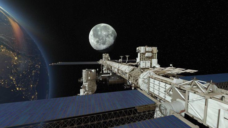 L'Italia vuole portare internet sulla Luna