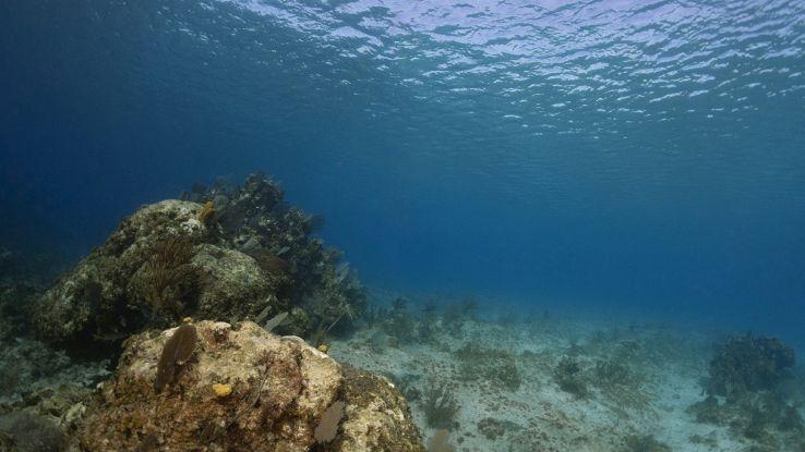 Materiale extraterrestre oceano