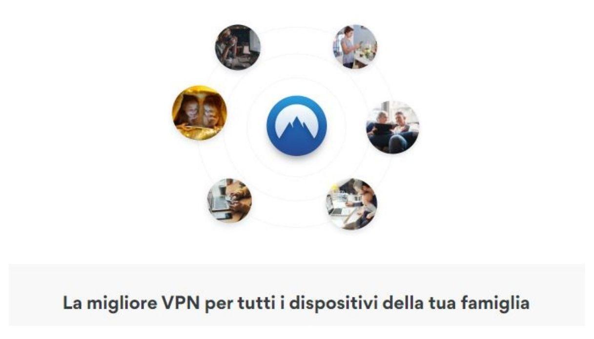 Come usare la VPN