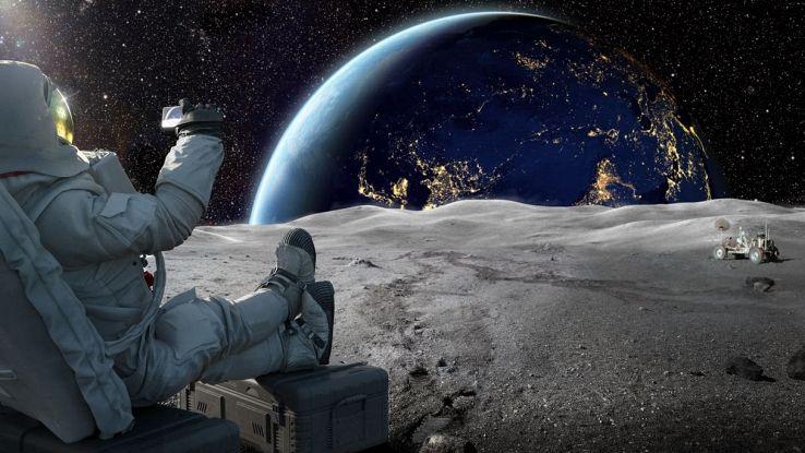 A chi appartiene la Luna