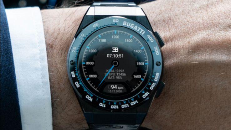 smartwatch bugatti viita