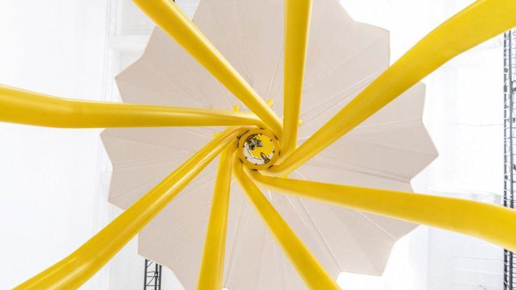 L'ombrellone smart: produce energia e diventa sostenibile