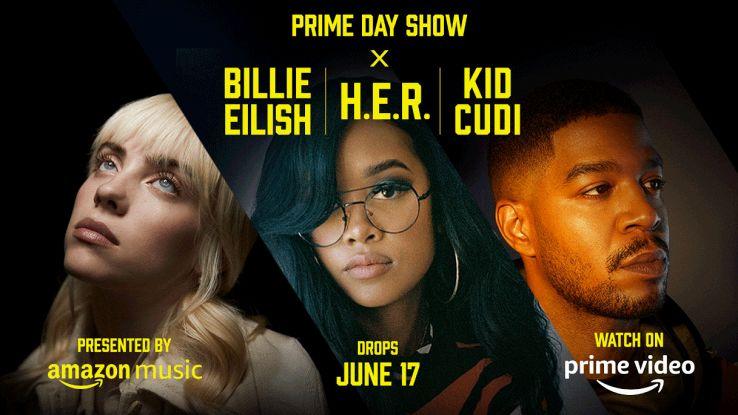 Amazon Prime Day Show 2021