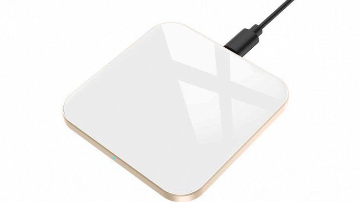 caricatore wireless agptek