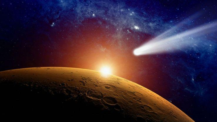 In arrivo la mega cometa più grande mai vista