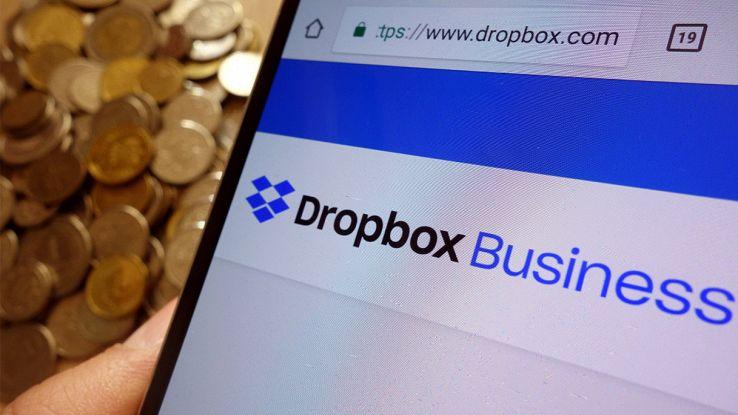 cos'è dropbox business