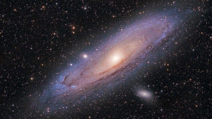 più vecchia galassia a spirale