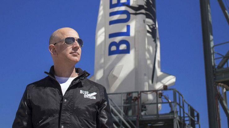 Nello spazio con Bezos, quanto costa un posto sul New Shepard