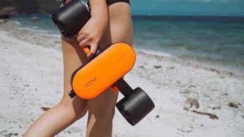 Scooter sottomarino per l'estate 2021