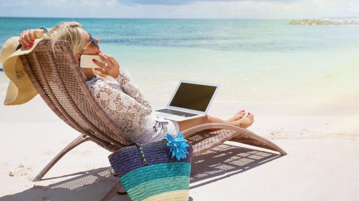 5G o Fibra? Cosa è meglio per connettersi in vacanza?