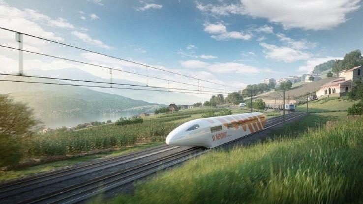 L'Italia vuole introdurre treni super veloci a levitazione magnetica