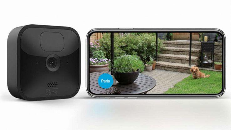 videocamera ip amazon blink