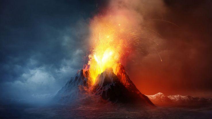 Vulcani, potrebbero rivelare causa della più grande estinzione