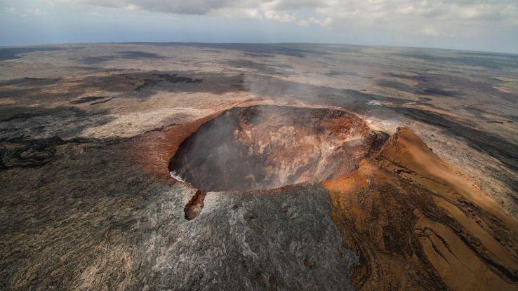 Vita su Marte simulata in un vulcano