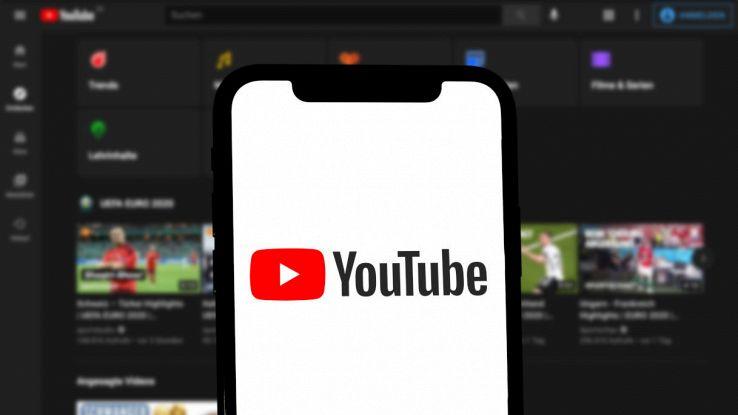 youtube per ios