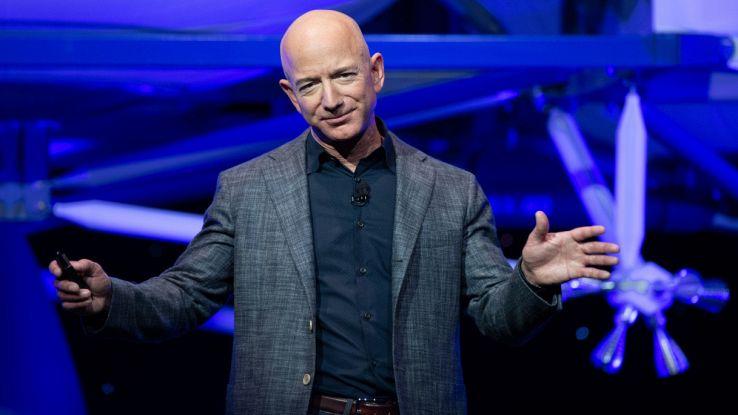 Bezos vuole la Luna, la lettera alla NASA