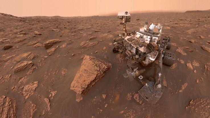 Vita su Marte, ma le prove potrebbero essere state cancellate