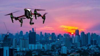 I droni andranno a caccia di grida umane: c'è un motivo