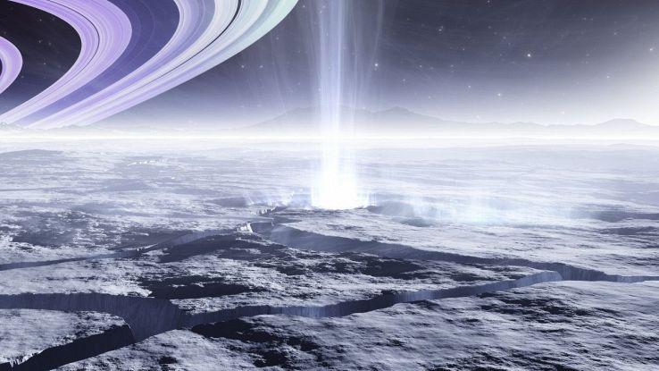 Saturno, una delle sue lune potrebbe ospitare la vita: il nuovo indizio