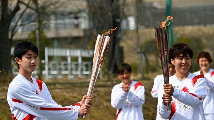Le Olimpiadi di Tokyo nel segno del green: la Fiamma Olimpica va a idrogeno