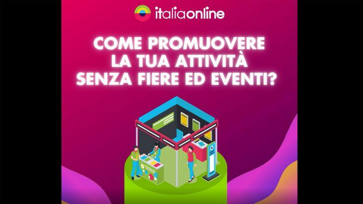 Italiaonline: come promuovere la tua attività senza fiere ed eventi